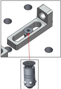 PC Countersunk Bolt