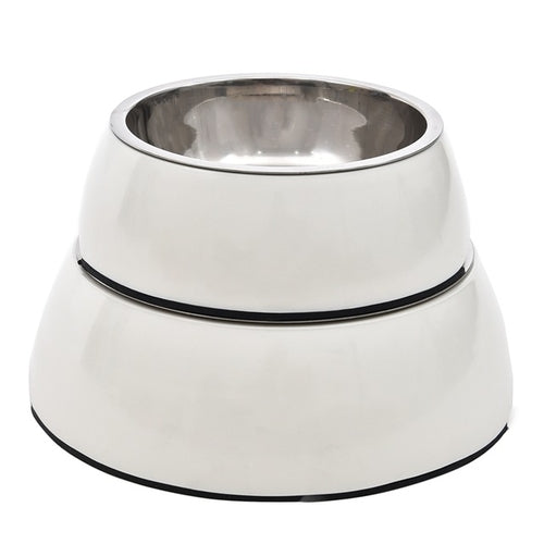 Durable Stainless Steel Dog Bowl