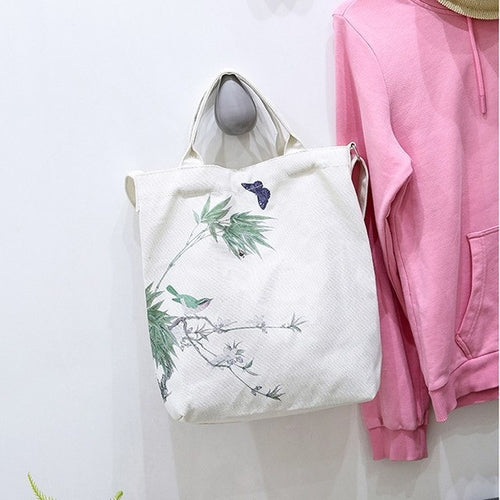 Cute Cat Bag for Beach or Shopping