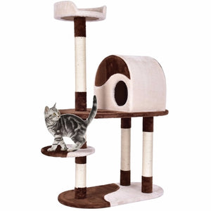 Cat  Activity Tower Pets 48""