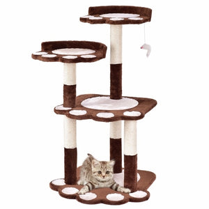 Cat Tree Jump and  Climb  42""