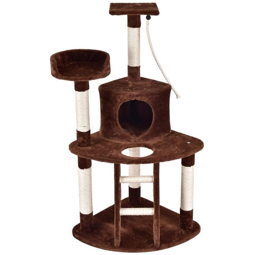 Never Bored Activity Tower Cat 48""
