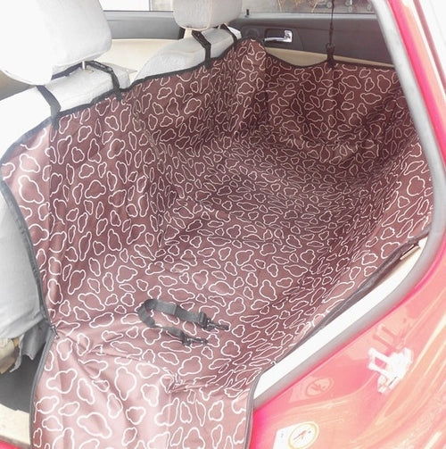 High Quality Pet Dog Cat Car Rear Back Seat