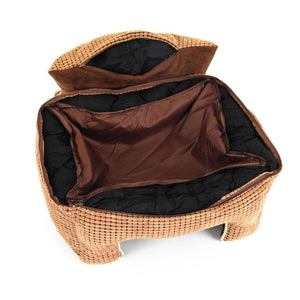 Square Dog Bed Cozy  Dog House