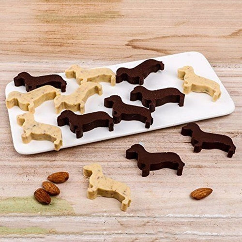 Dog Shaped Ice Cube Tray