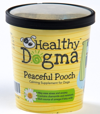 """Peaceful Pooch"" Calming Supplement"