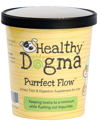 """Purrfect Flow"" Urinary and Digestion Cat Supplement"