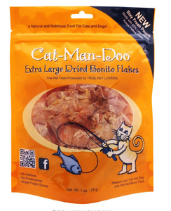 Cat-Man-Doo Bonita Flakes