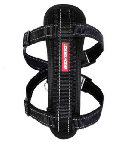 Chest Plate Harness and Seatbelt Restraint