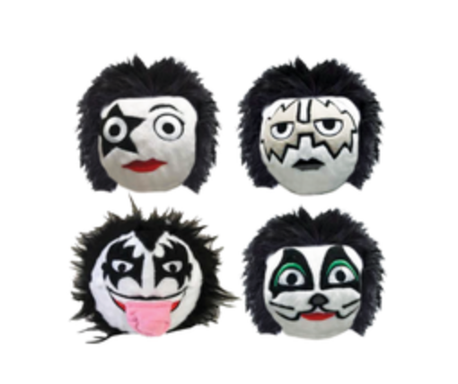 KISS® FABALL SQUEAKY TOY SET