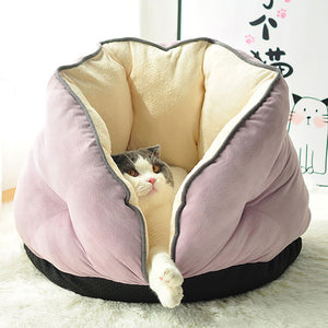 Cave Bed For Cats