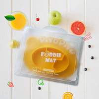 Piyopiyo Anti-Slip Silicone Sectioned Plate