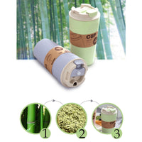 Reusable Bamboo To-Go Cup