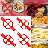 EZ Flip Pancake and Egg Shapers