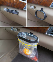 Frame Style Garbage Bin for Car, Foldable