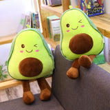 Winking Avocado Cushions