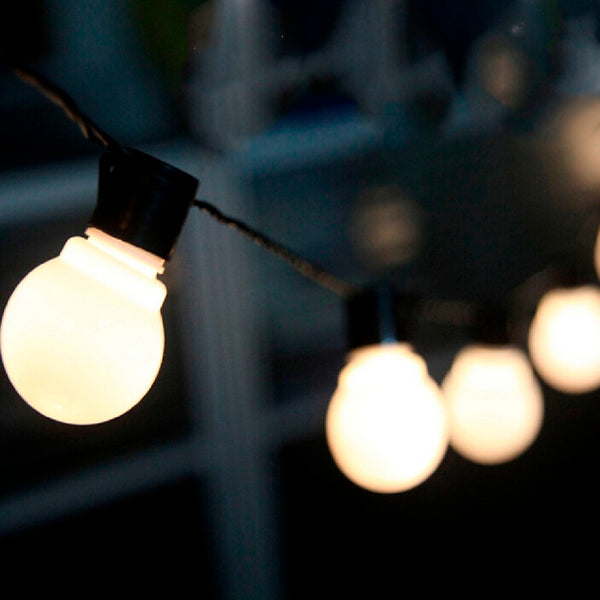 LED Bulb String Light - 20 ft (6 m)