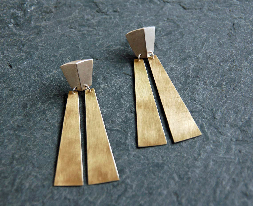 Archia Earrings,Limited Edition Earrings - didi suydam contemporary