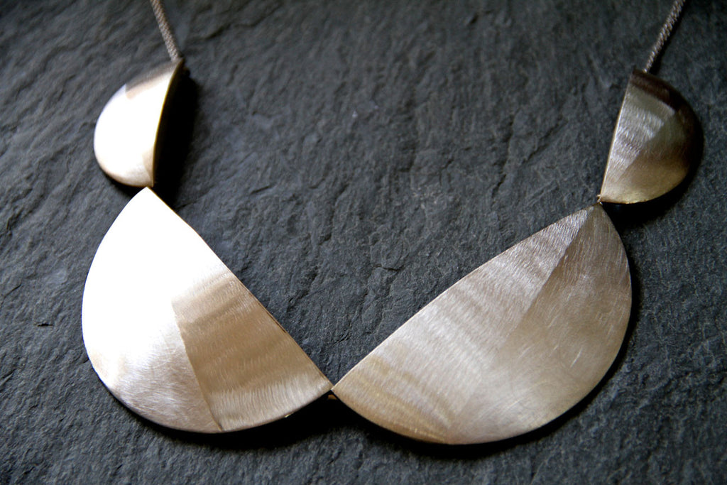 Collar Neckpiece,Necklaces - didi suydam contemporary
