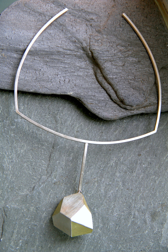 Rock Choker,Necklaces - didi suydam contemporary