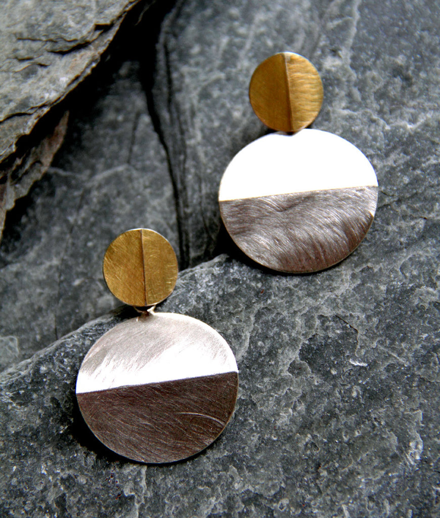 Cybele Earrings,Earring - didi suydam contemporary