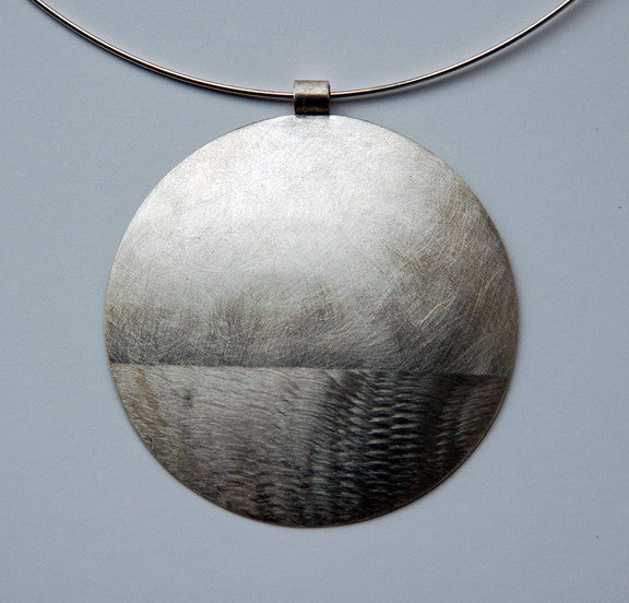 Luna Pendant,Necklaces - didi suydam contemporary