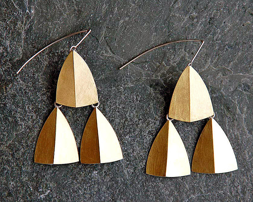 Cleo Earrings,Limited Edition Earrings - didi suydam contemporary