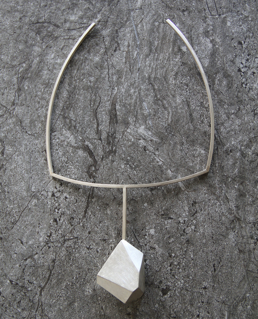 Rock Choker II,Necklaces - didi suydam contemporary