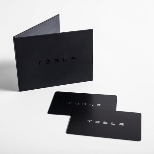 Model 3/Y Tesla Key credit card with Wallet  | programmable entry
