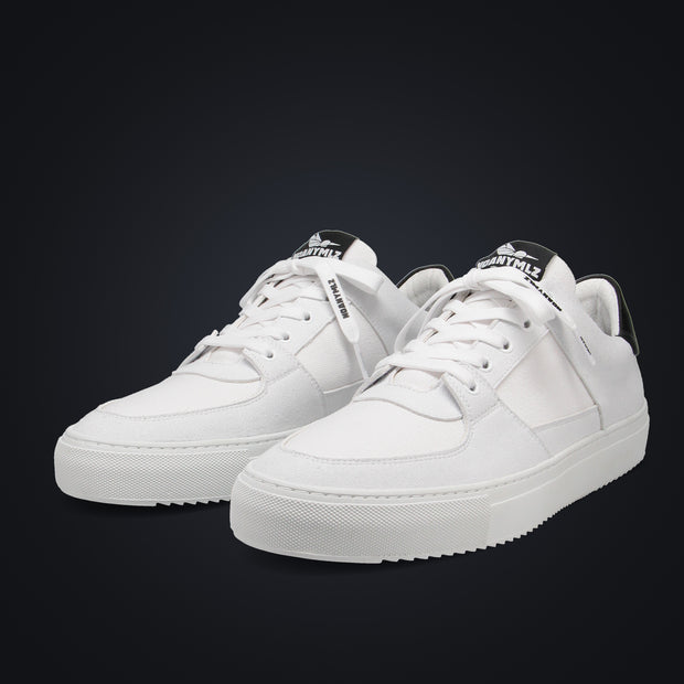 LEVEL E5 - CANVAS WHITE / SUEDE