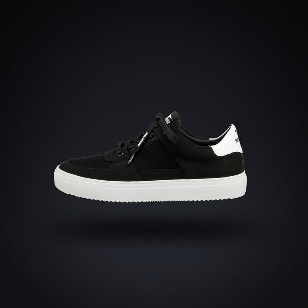 LEVEL E7 - CANVAS BLACK / SUEDE