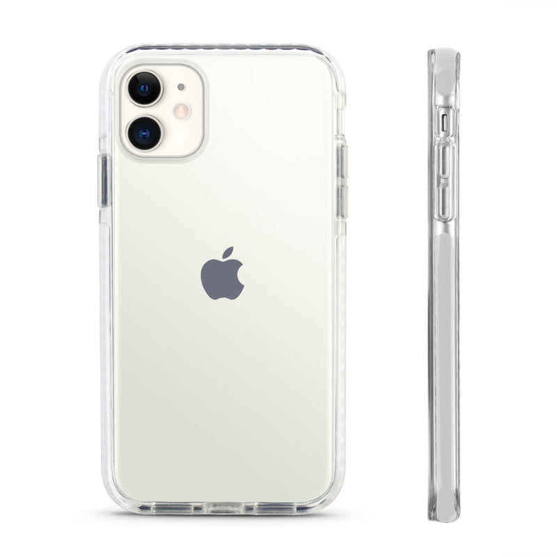 iPhone White Anti-Shock Cases