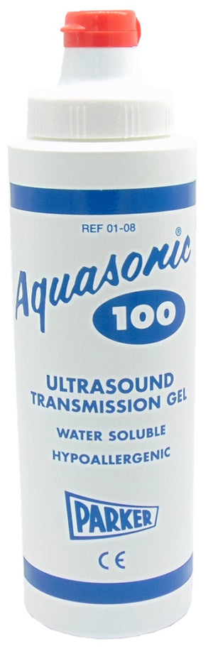 01-08 Series:  Aquasonic 100 Ultrasound Gel