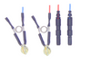 EAR Series: Premium Ear Clip Electrodes, Silver- or Gold-Plated