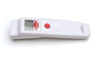 White infrared laser thermometer