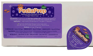 PEDIAP Series:  PediaPrep Skin Prep Gel