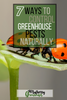 7 ways to control Greenhouse Pests Naturally