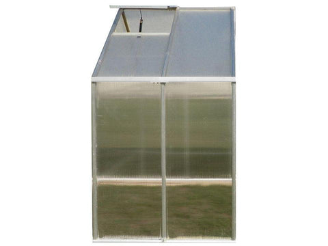 Image of Monticello Greenhouse 4 Foot Extension Kit - Mulberry Greenhouses