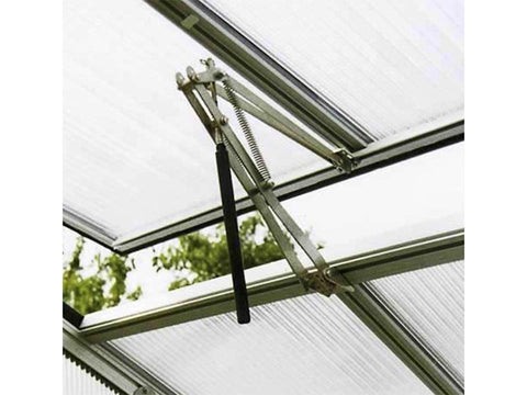 Image of Hoklartherm Riga XL 7 Greenhouse 14x23 - Mulberry Greenhouses