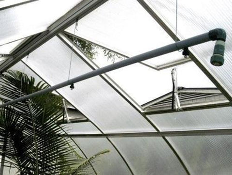 Misting System for Greenhouses - Mulberry Greenhouses