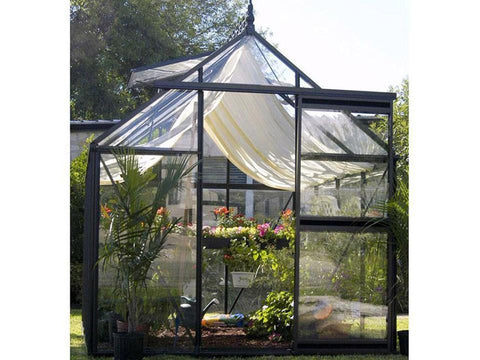 Exaco Janssens Junior Victorian J-VIC 25 Greenhouse 8ft x 15ft - Mulberry Greenhouses