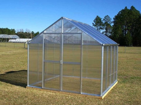 Image of Monticello Double Hinged Door Kit - Mulberry Greenhouses