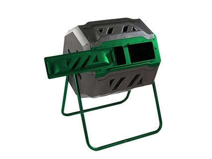Mr. Spin Dual Compartment Compost Tumbler - Mulberry Greenhouses - {product_vendor] - Accessory