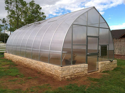 Hoklartherm Door Extension Kit for Riga XL  Greenhouses - Mulberry Greenhouses