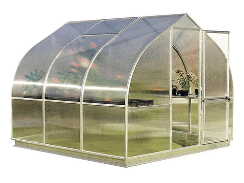 Image of Hoklartherm Riga 3 Greenhouse 10x11 - Mulberry Greenhouses