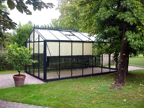 Exaco Janssens Royal Victorian VI36 Greenhouse 10ft x 20ft - Mulberry Greenhouses - {product_vendor] - Hobby Greenhouse