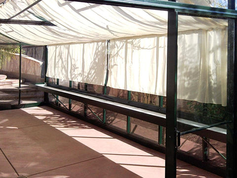 Image of Exaco Janssens Royal Victorian VI46 Greenhouse 13ft x 20ft-GREEN - Mulberry Greenhouses