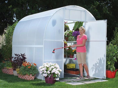 Solexx 8ft x 12ft Gardener's Oasis Greenhouse G-212 - Mulberry Greenhouses