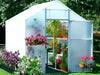 Solexx 8ft x 24ft Garden Master Greenhouse G-524 - Mulberry Greenhouses