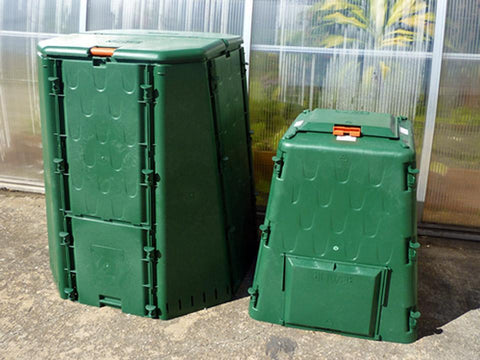 AeroQuick Composter - 77, 110 &  187 Gallons - Mulberry Greenhouses